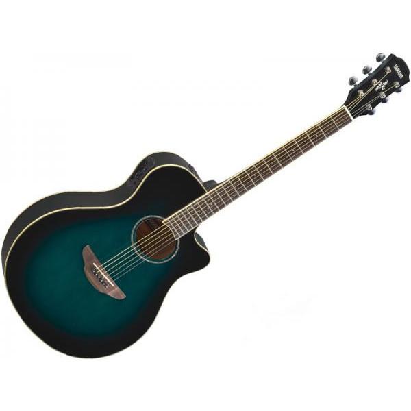 【送料無料】YAMAHA APX600 OBB [エレクトリックアコースティックギター]