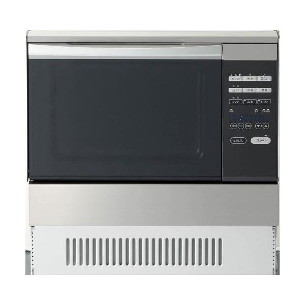 【送料無料】NORITZ NDR320EK-LP シルバー [ビルトインガスオーブンレンジ(プロパンガス用/35L)]