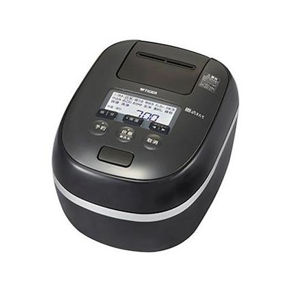 毎日のごはんが おいしい小容量サイズ TIGER JPD-G060KP マーケット ピュアブラック 炊きたて 格安 価格でご提供いたします 3.5合炊き 圧力IH炊飯器 ご泡火炊き