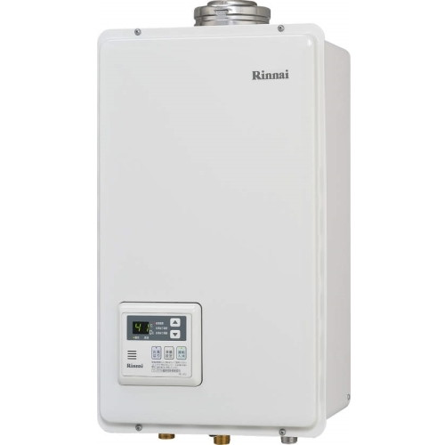 Rinnai RUX-V2405FFUA-13A [ガス給湯器 (都市ガス用 給湯専用 24号 壁掛/上方給排気型)]