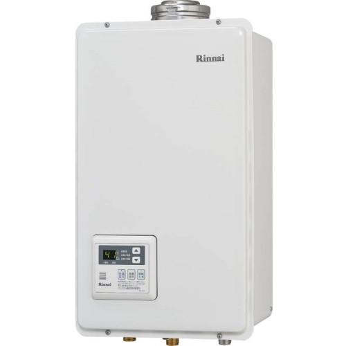 【送料無料】Rinnai RUX-V2405FFUA-LP [ガス給湯器 (プロパンガス用 給湯専用 24号 壁掛/上方給排気型)]