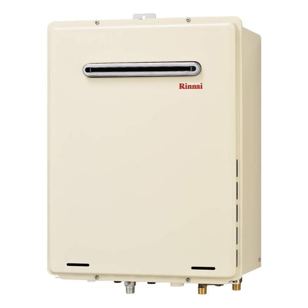 【送料無料】Rinnai RUF-A2405AW(A)-13A フルオート [ガス給湯器(都市ガス用) 壁掛・PS標準設置型 24号]