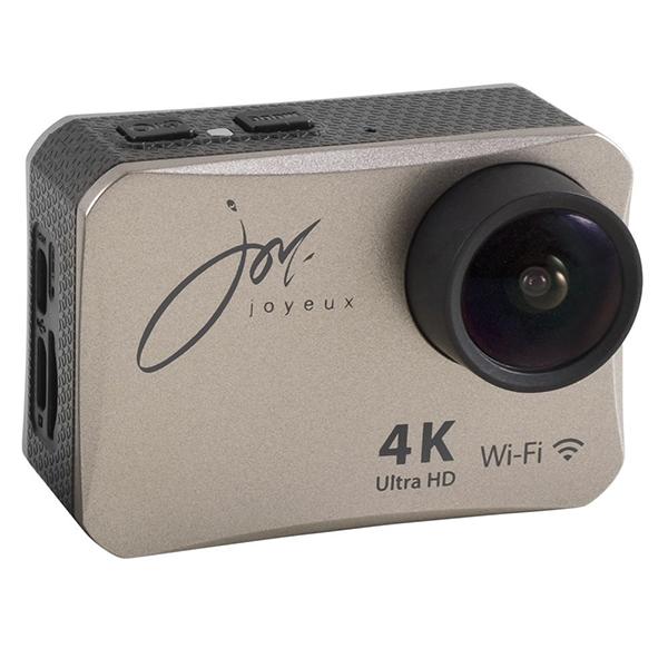 【送料無料】ジョワイユ SVC300GL ゴールド [アクションカメラ(4K)]