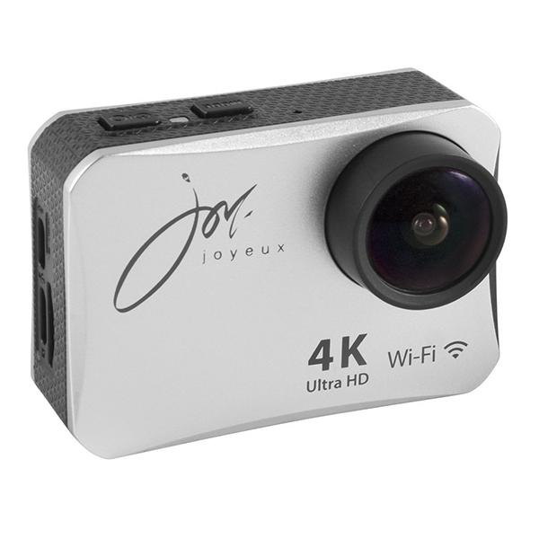 【送料無料】ジョワイユ SVC300SV シルバー [アクションカメラ(4K)]
