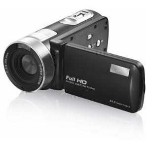 【送料無料】ジョワイユ JOY-F9CS8-PIRBK ブラック [フルハイビジョンデジタルビデオカメラ(SDカード・SDHCカード)]