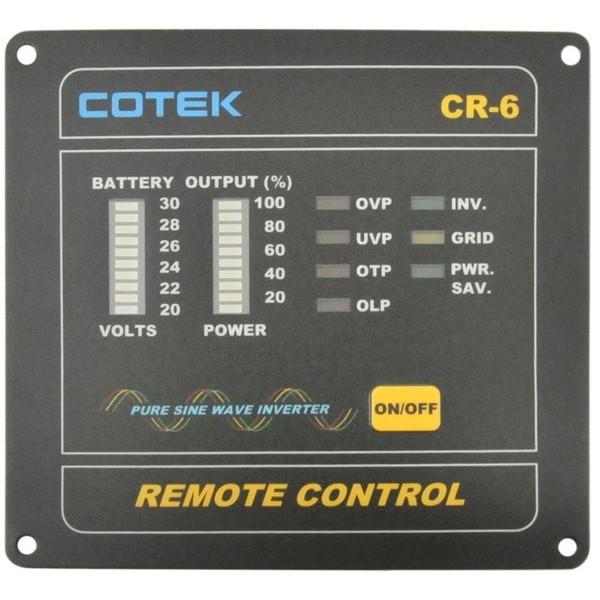 【送料無料 CR-6-24V-7.7m】ワンゲイン CR-6-24V-7.7m [リモートコントローラー 正弦波インバーター], 宝蔵ギフト:cb520224 --- sunward.msk.ru