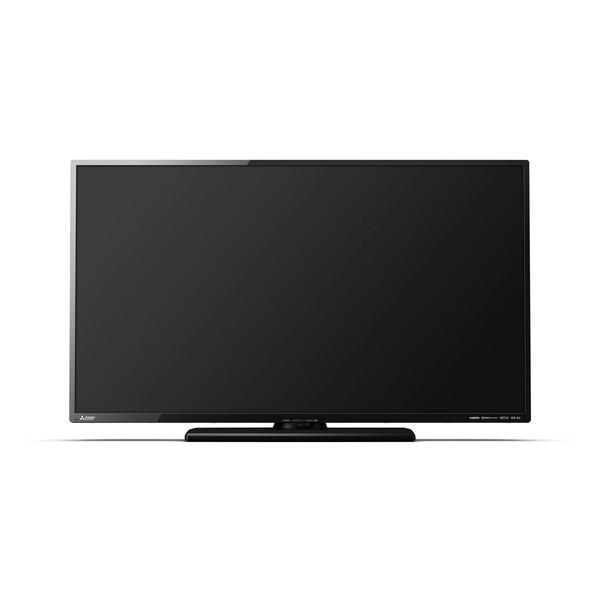 【送料無料】MITSUBISHI LCD-40ML8H ブラック REAL [40V型地上・BS・110度CSデジタルハイビジョンLED液晶テレビ]