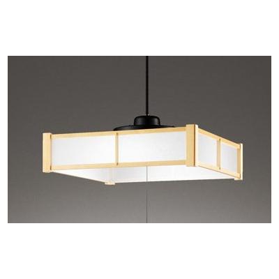 オーデリック OX9721 [和風LEDシーリングライト(~12畳/昼白色) スクエアタイプ]
