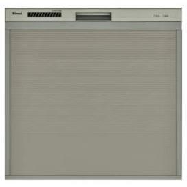 【送料無料】Rinnai RSW-C402C-SV シルバー [ビルトイン食器洗い乾燥機(36L)]