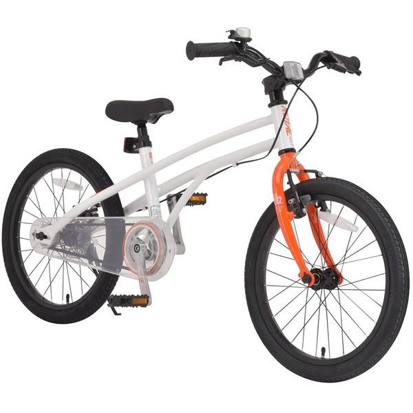 【送料無料】ROYAL BABY RB-WE H2 18 orange (37283) [子供用自転車(18インチ)スタンド付き] 【同梱配送不可】【代引き・後払い決済不可】【沖縄・北海道・離島配送不可】
