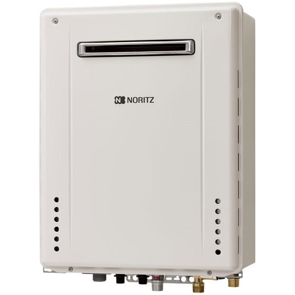 【送料無料】NORITZ GT-2060AWX-PS BL-LP [ガス給湯器(プロパンガス用 20号フルオート PS標準設置形 )]