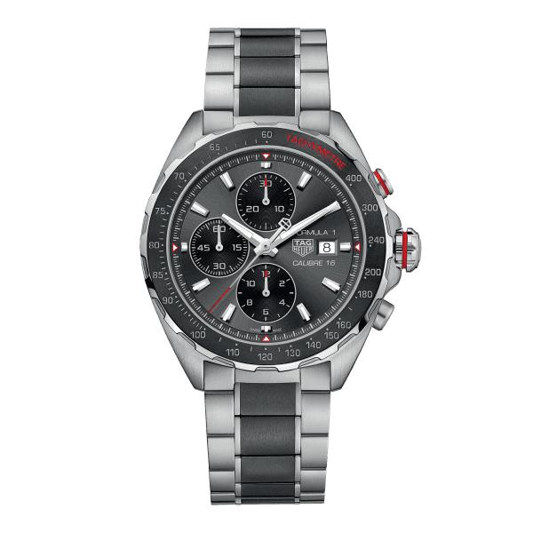 【送料無料】TAG HEUER(タグホイヤー) CAZ2012.BA0970 フォーミュラ1 [腕時計(メンズ)] 【並行輸入品】
