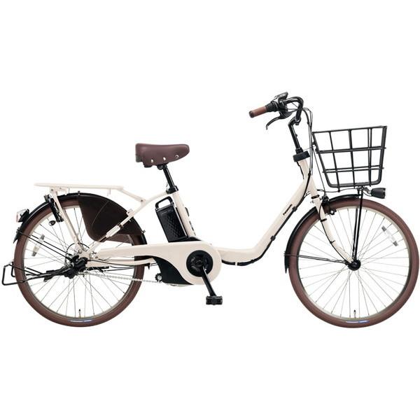 【送料無料】PANASONIC BE-ELMU232-F2 ホワイトグレー ギュット・ステージ・22 [電動自転車(22インチ・内装3段変速)] 【同梱配送不可】【代引き・後払い決済不可】【本州以外の配送不可】
