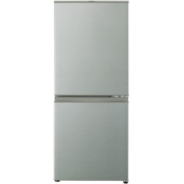 【送料無料】AQUA AQR-13G-S [冷蔵庫(126L・右開き)ブラッシュシルバー]