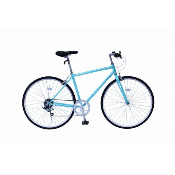 【送料無料】FIELD CHAMP MG-FCP700CF-BL ブルー [クロスバイク自転車]【同梱配送不可】【代引き不可】【沖縄・北海道・離島配送不可】