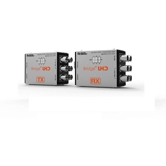 【送料無料】ADTECHNO UHD_QOTR [3G-SDI 6系統光延長器(4K UHD対応)]【同梱配送不可】【代引き不可】【沖縄・離島配送不可】