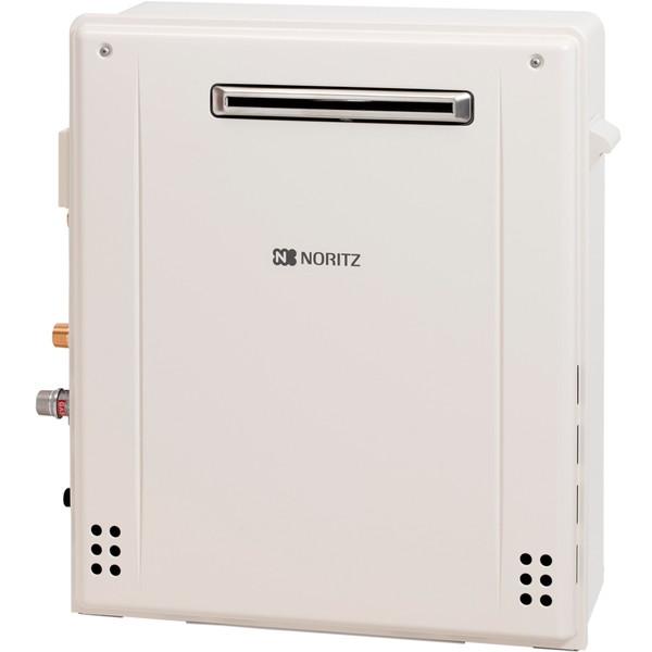 【送料無料】NORITZ GT-C246ARX BL 13A エコジョーズ [ガス給湯器(都市ガス用 24号フルオート 屋外据置型)]