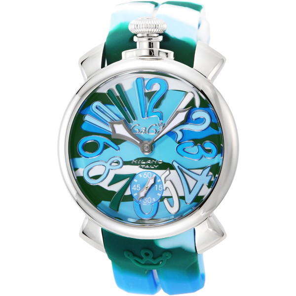GAGA milano(ガガミラノ) 5010.16S MANUALE 48MM [手巻き腕時計(メンズウオッチ)] 【並行輸入品】