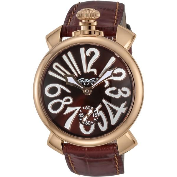 【送料無料】GAGA 48MM milano(ガガミラノ) 5011.01S-BRW-NEW MANUALE 48MM 5011.01S-BRW-NEW [手巻き腕時計(メンズウオッチ)]【並行輸入品】, DAISHIN工具箱:75e75916 --- nem-okna62.ru