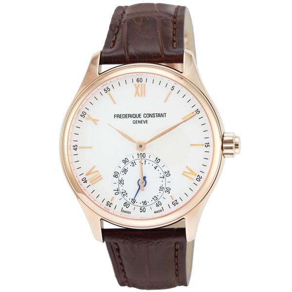 【送料無料】FREDERIQUE CONSTANT 285V5B4 クラシック インデックス オルロジカル スマートウォッチ [クォーツ腕時計(メンズウオッチ)] 【並行輸入品】