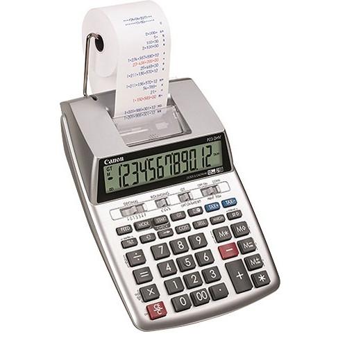 【送料無料】CANON P23-DHV-3 [電卓 加算式プリンタータイプ]【同梱配送不可】【代引き不可】【沖縄・離島配送不可】