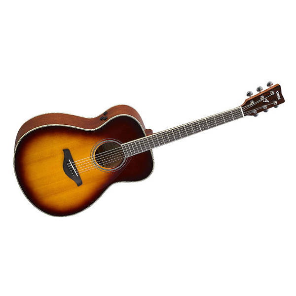 YAMAHA FS-TA BS ブラウンサンバースト フォークタイプ [トランスアコースティックギター]