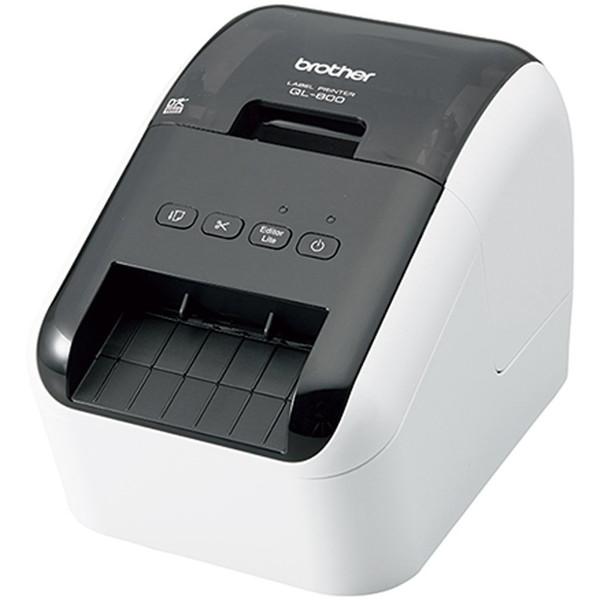 【送料無料】Brother QL-800 [ラベルプリンター]【同梱配送不可】【代引き不可】【沖縄・離島配送不可】