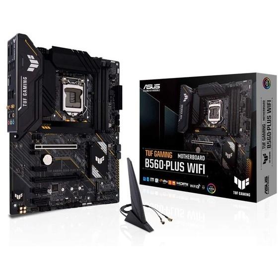 希望者のみラッピング無料 LGA1200対応 intel 送料無料 B560チップセット搭載ATXマザーボード ASUS TUF ATXマザーボード GAMING B560-PLUS WIFI