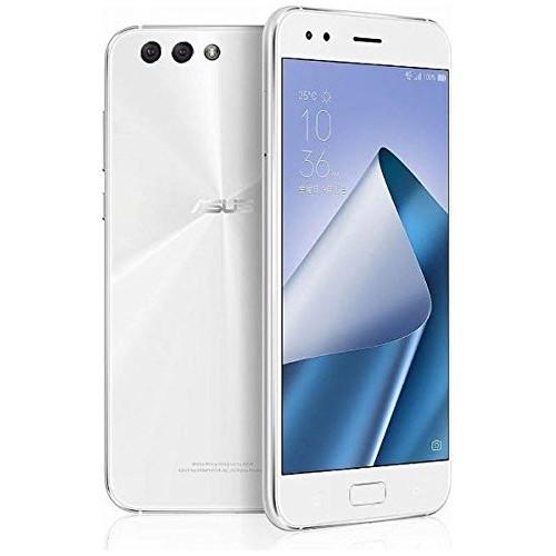 【送料無料】ASUS ZE554KL-WH64S6 ムーンライトホワイト ZenFone 4 [SIMフリースマートフォン(5.5インチ・64GB・Android 7.1.1)]【同梱配送不可】【代引き不可】【沖縄・北海道・離島配送不可】