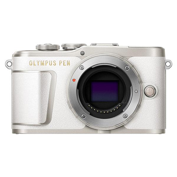 【送料無料】OLYMPUS E-PL9 ボディー ホワイト [ミラーレス一眼カメラ (レンズ別売)]