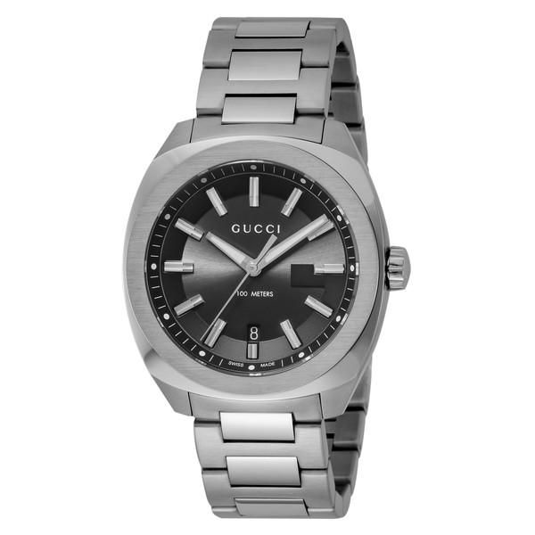 【送料無料】GUCCI(グッチ) YA142301 GG2570 [腕時計(メンズ)] 【並行輸入品】