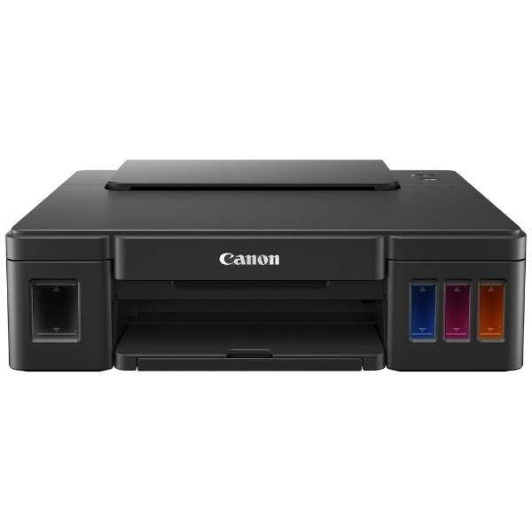 【送料無料】CANON G1310 ブラック系 [A4カラーインクジェットプリンター(USB2.0・Win)]
