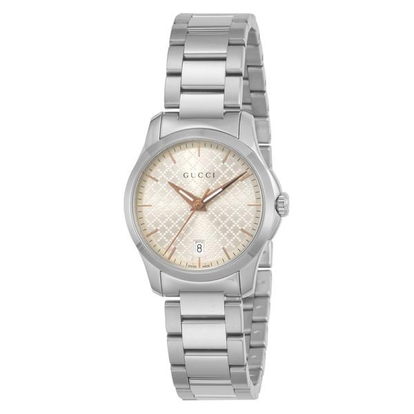 GUCCI(グッチ) YA126593 Gタイムレス [腕時計(レディース)] 【並行輸入品】