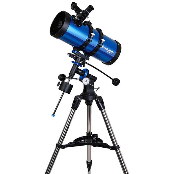 【送料無料】天体望遠鏡 ケンコー EQM127HOSI II MEADE(星空散歩ライトII 観測キット)