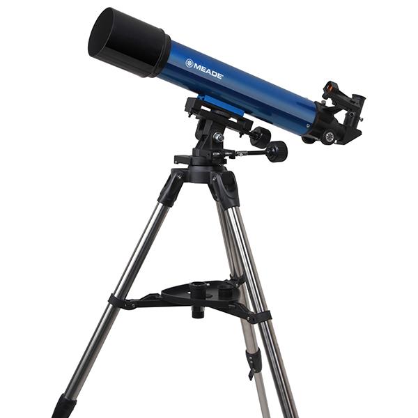 【送料無料】天体望遠鏡 ケンコー AZM90HOSI II MEADE(星空散歩ライトII 観測キット)