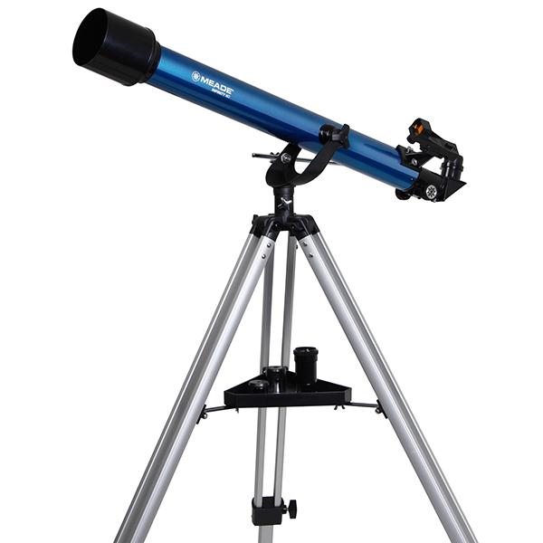 【送料無料】天体望遠鏡 ケンコー AZM60HOSHI II MEADE (星空散歩ライトII 観測キット)