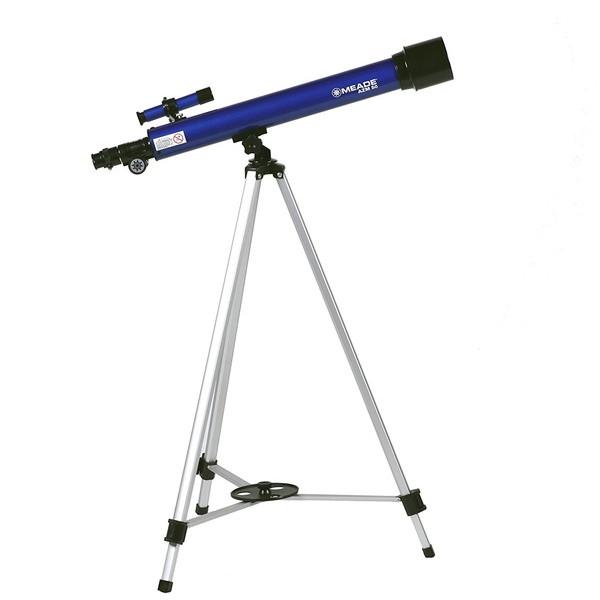 【送料無料】天体望遠鏡 ケンコー AZM50HOSHI II MEADE(星空散歩ライトII 観測キット)