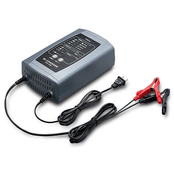 【送料無料】CELLSTAR DRC-1000 [バッテリー充電器 (フロート+サイクル充電 12Vバッテリー専用)]