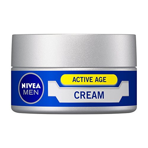 年齢による肌の状態が気になる方に 健康的でいきいきとした肌に保つ男性化粧品クリーム 贈物 花王 激安超特価 ニベアメン アクティブエイジクリーム