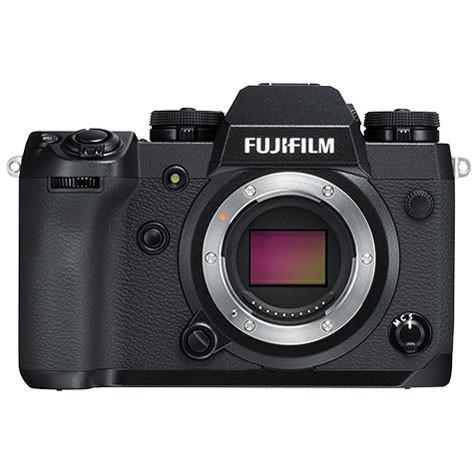 【送料無料】富士フィルム FUJIFILM X-H1 ボディ Xシリーズ [ミラーレスデジタル一眼カメラ (2430万画素)]