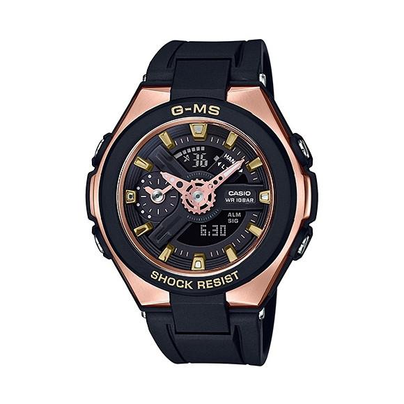 【送料無料】CASIO(カシオ) MSG-400G-1A1JF Baby-G G-MS [クォーツ腕時計(レディース)]