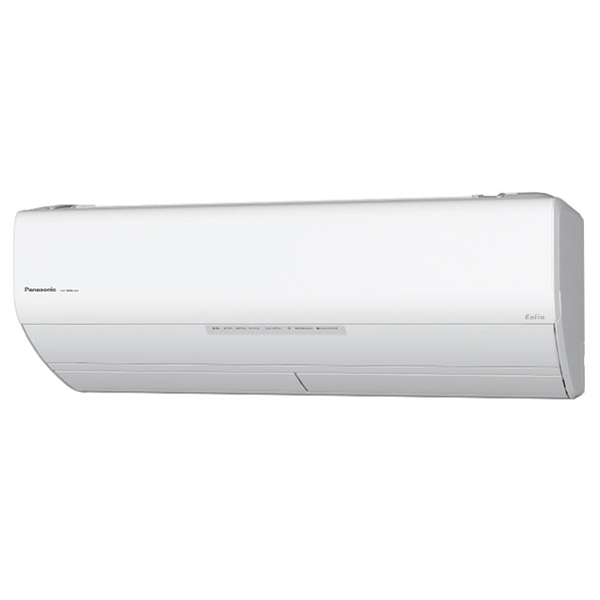【送料無料】PANASONIC CS-368CX2-W クリスタルホワイト エオリア Xシリーズ [エアコン(主に12畳用・200V対応)]