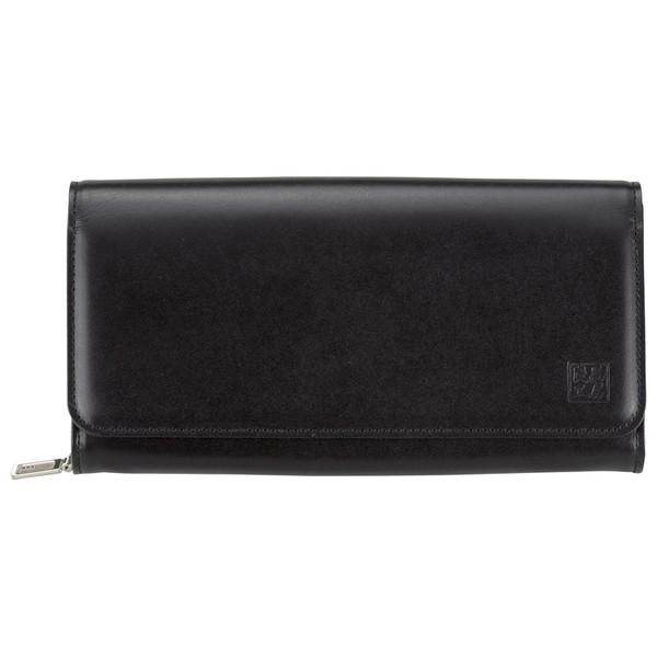 【送料無料】良品工房 日本製牛革ジャバラ財布 K18-243