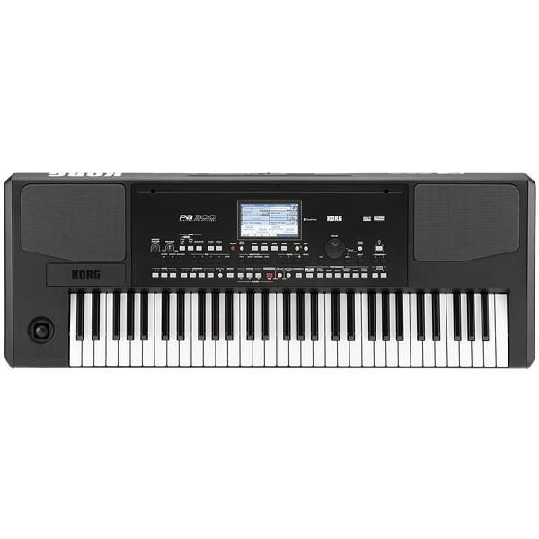【送料無料】KORG Pa300 [アレンジャーキーボード(61鍵)]
