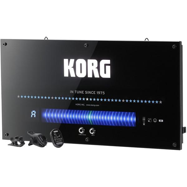 【送料無料】KORG WDT-1 [ワイヤレス機能搭載 壁掛けチューナー(ギター/ベース用)]