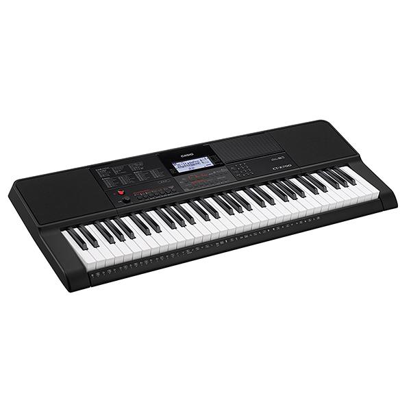 【送料無料】CASIO(カシオ) CT-X700 ベーシックキーボード [キーボード(61鍵盤)]