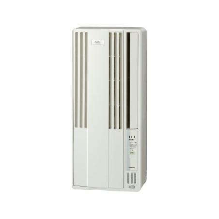 冷房しながら換気 お部屋の空気を換気してキレイにします コロナ 爆売り CW-FA1821 シティホワイト ReLaLa 冷房専用 商店 窓用エアコン 60hz:5~8畳 FAシリーズ 50hz:4.5~7畳