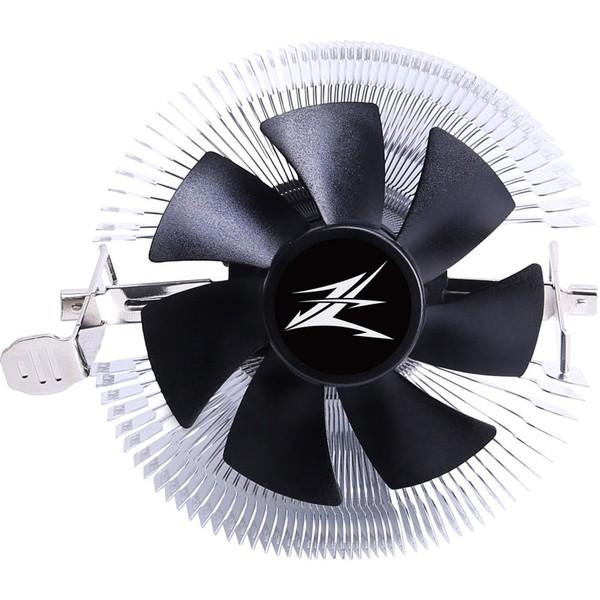 2020新作 放熱効率を高めるフラワーヒートシンクを採用 ZALMAN CNPS80G Rev.1 正規店 CPUクーラー