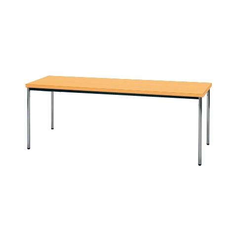 【送料無料】生興 MTS-1860OSP(Pアルダー) テーブル [棚なし]【同梱配送不可】【代引き不可】【沖縄・北海道・離島配送不可】