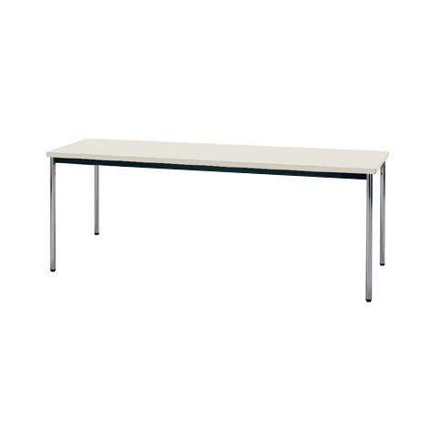 【送料無料】生興 MTS-1845OSG(ニューグレー) テーブル [棚なし]【同梱配送不可】【代引き不可】【沖縄・北海道・離島配送不可】